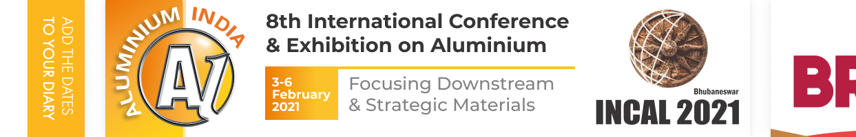 38th International Conference and Exhibition on Aluminium INCAL-2021